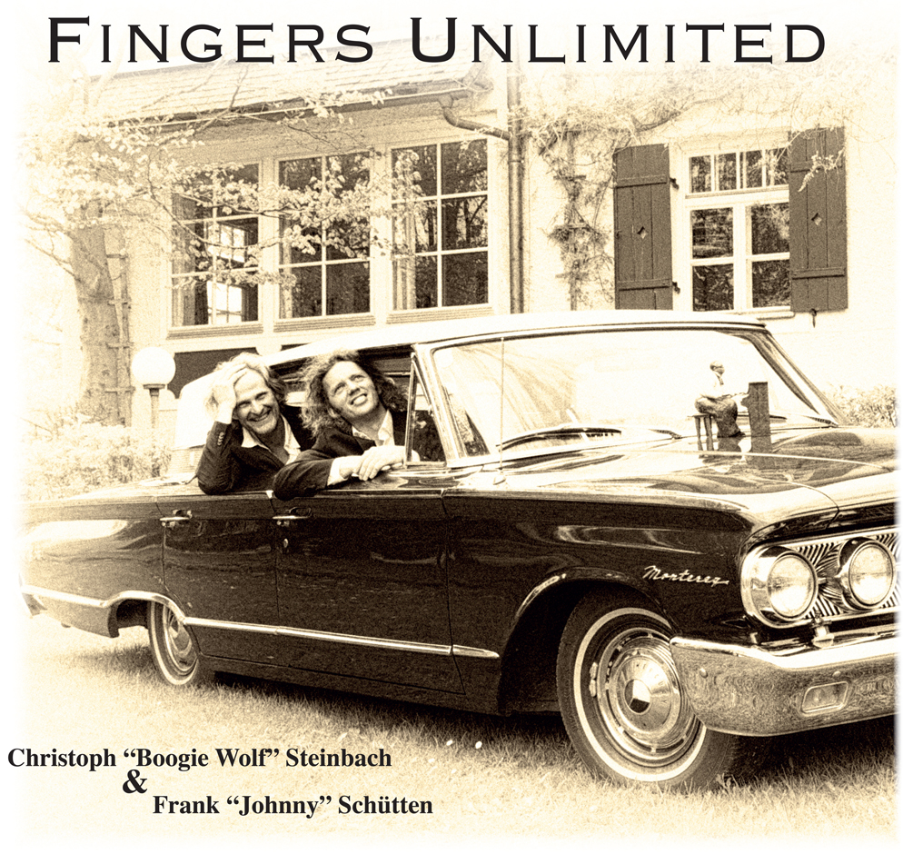 fingers unlimited vinyl